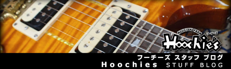 "Guitar shop ""Hoochies"""