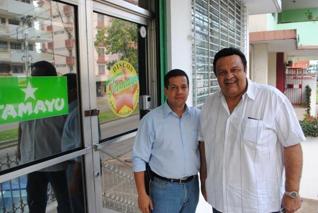 DISCOS TAMAYO ENTREGA REGALÍAS A ARTISTAS, INTERPRETES Y COMPOSITORES