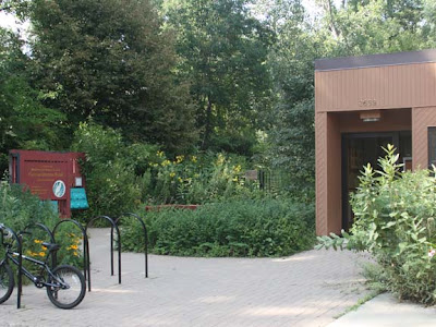 Ecobirder: My World: Maplewood Nature Center
