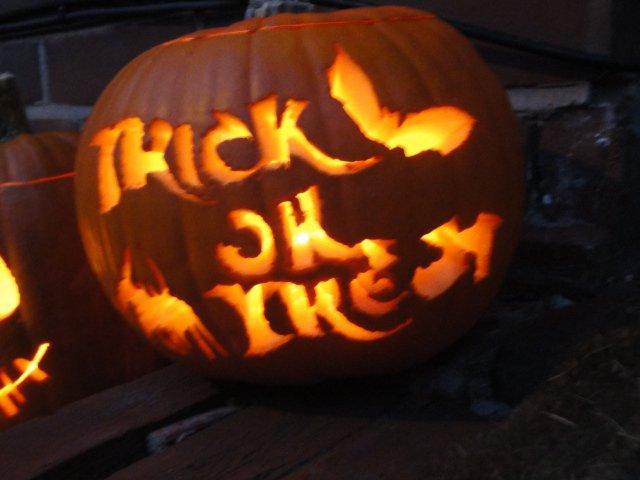 my favourite pumpkin