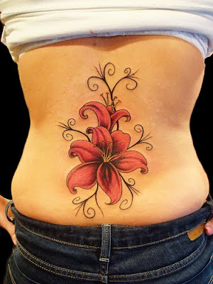 The Popularity Of The Hawaiian Flower Tattoos