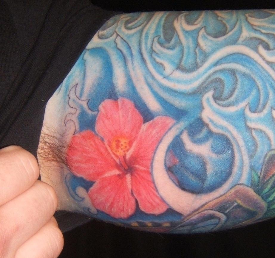 Tattoos gallery hawaiian flower tattoos exotic flowers tattoos hawaiian flower tattoos exotic flowers tattoos izmirmasajfo