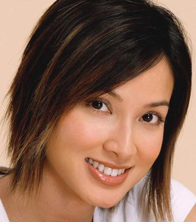 Medium Length Asian Hairstyles For Girls. Medium length hairstyle