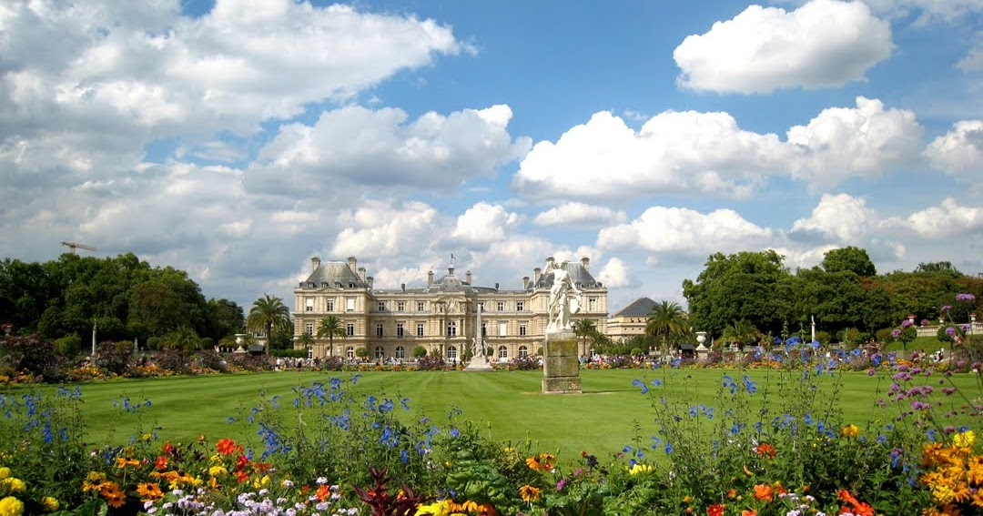 The style saloniste a blissful sunday afternoon in paris - Jardin du luxembourg hours ...