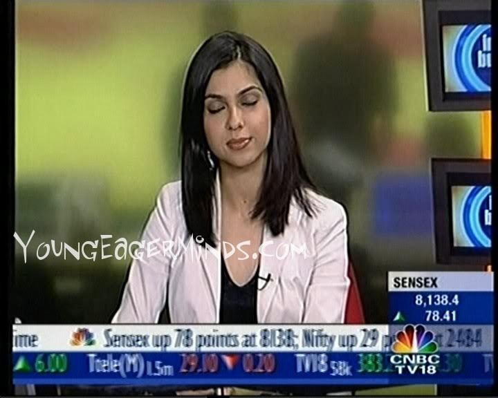 - CNBC Hot Newsreader 3