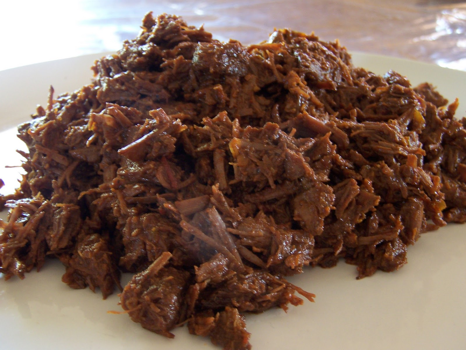 Mommy's Menu: Smokey Chipotle Shredded Beef and Homemade ...