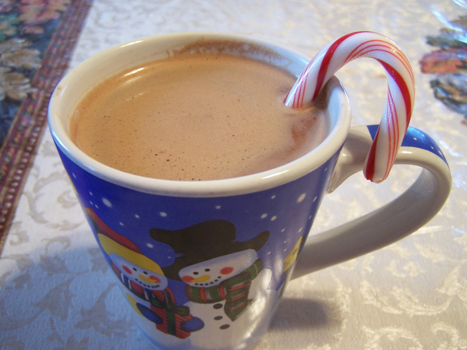Mommy's Menu: Best Ever Hot Cocoa Mix