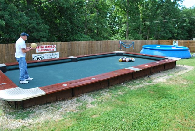 Worlds largest things inc potential world 39 s largest pool table fredericktown mo