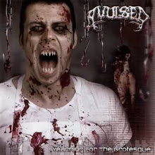 "One of the best album of spain death metal band Avulsed ""Yearning For The Grotesque"""