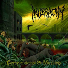 "Greece Brutal Death Metal Band Inveracity With Their ""Extermination Of Millions"""