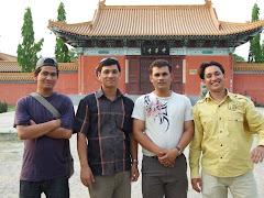 लुम्बिनीको भ्रमण