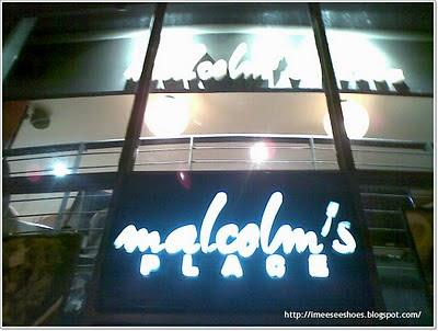 Malcom's, restaurant, food