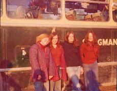 Overland to Kathmandu, 1976