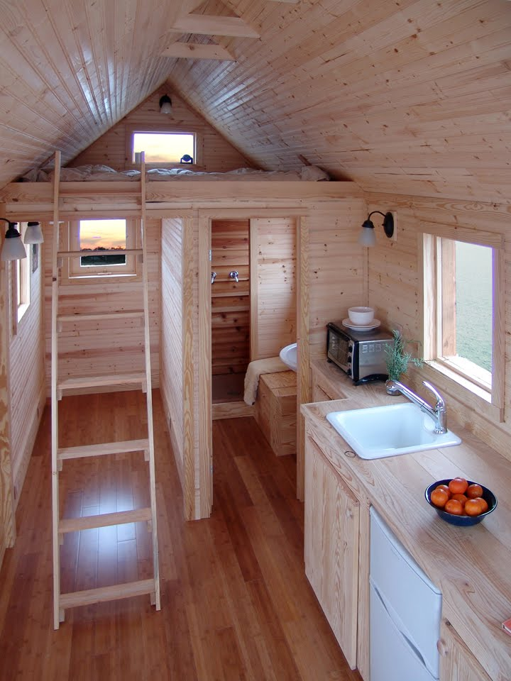 DoodleBuds: Could you live in a tiny house?