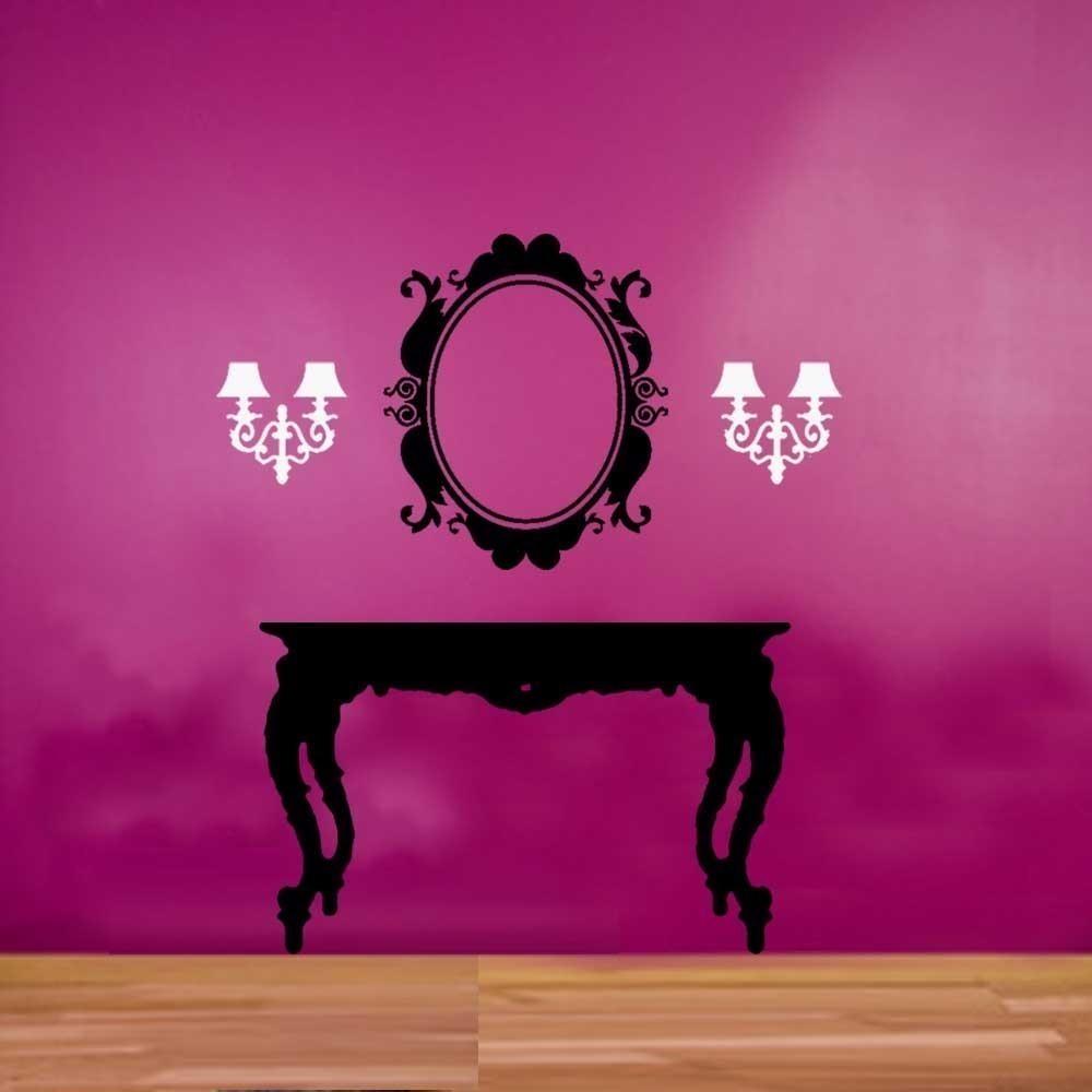 Madame macabre paredes llenas de encanto pegatinas para - Pegatinas pared ikea ...