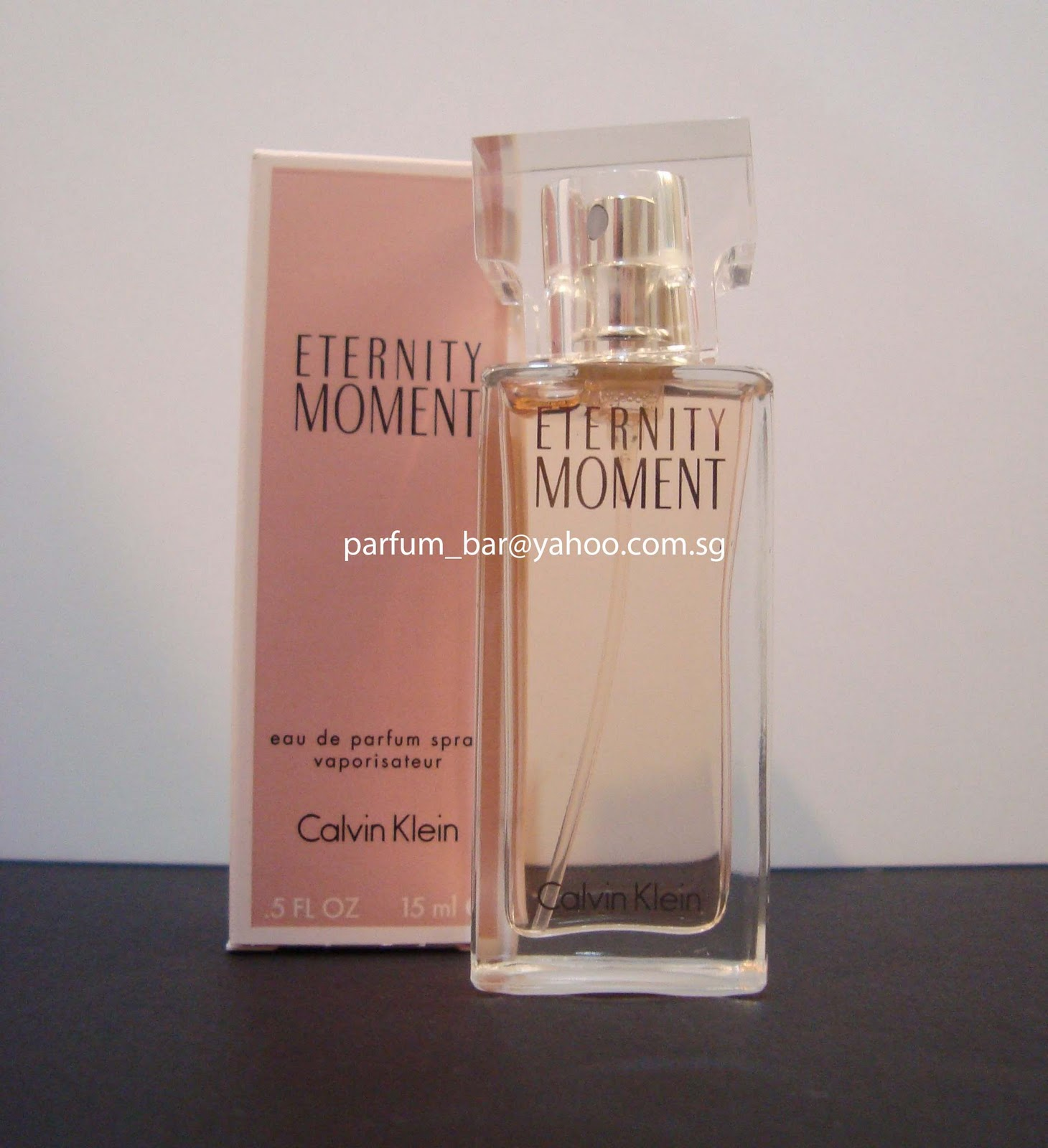 calvin klein eternity moment 100ml eau de parfum from the. Black Bedroom Furniture Sets. Home Design Ideas