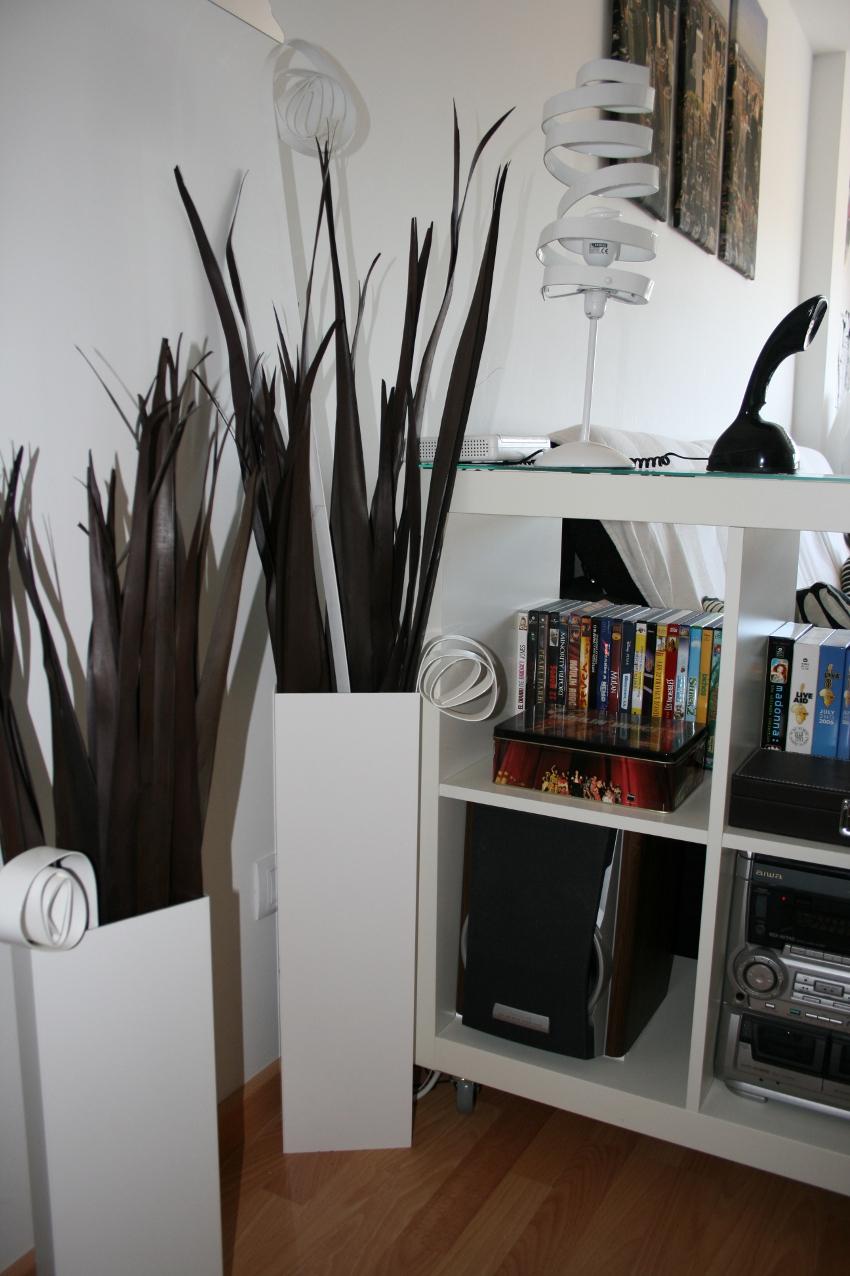 Aramissenil decorar con aluminio - Portavelas grandes ...