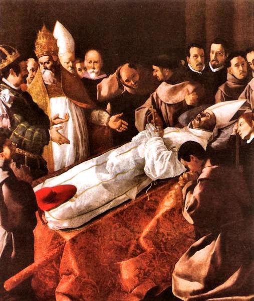 O Funeral de S. Boaventura