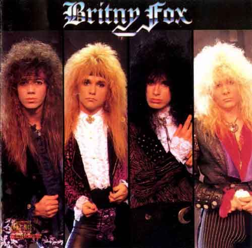 Britny Fox - Springhead Motorshark