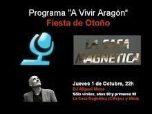 """Programa a """"Vivir Aragón"""""""