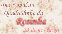 Quadradinhos da Rosinha