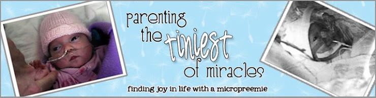 Parenting the Tiniest of Miracles