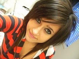 Long Emo Hairstyle. long emo hairstyles for girls pictures. Some short emo