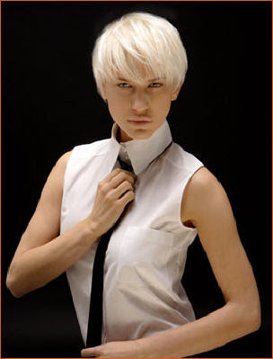 models with short hair. Styles For Short Hair For