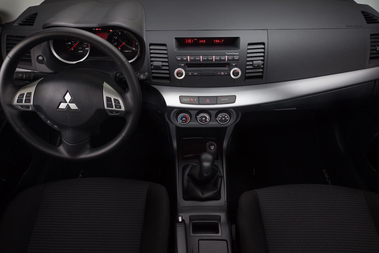 Actualidad Automotriz 2010 Mitsubishi Lancer Es