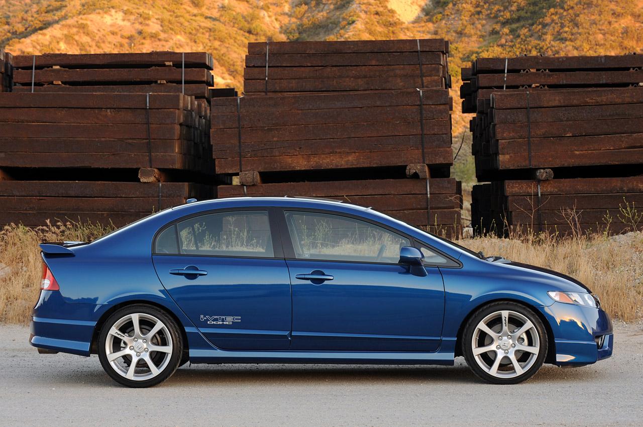 Actualidad Automotriz Review 2010 Honda Civic Si Hfp