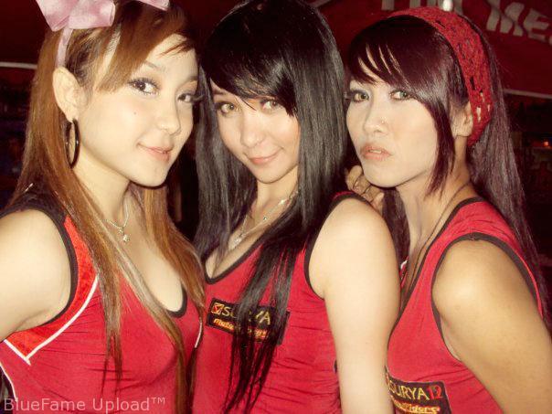 SPG Bandung Indo Sexy
