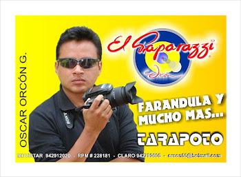 El Paparazzi Oscar Orcón