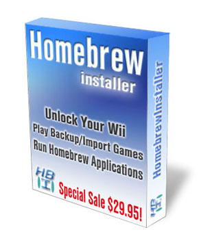 how to get homebrew on wii