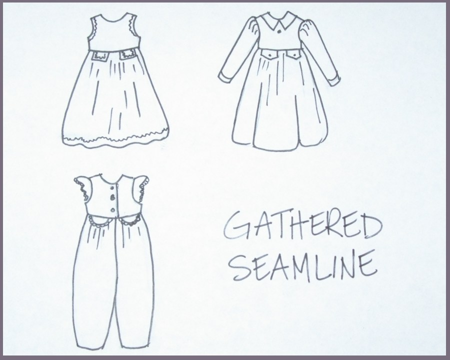 adapting creatively  sewing clothes for g