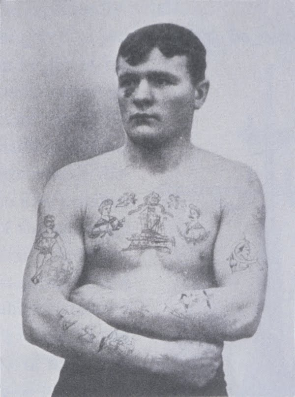 Visual culture and evolution an online discussion 4 8 for 19th century tattoos