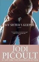 my sister's keeper,jodi picoult,book,novel