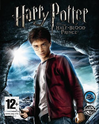 harry potter,  the half blood prince video game, video game