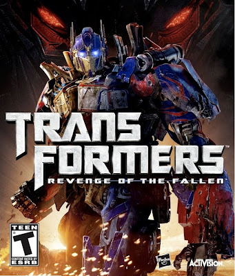 Xbox 360, Transformers, Revenge of the Fallen