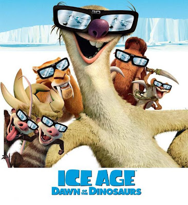 ice age 3, dawn of the dinosaurs, movie