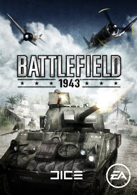 battlefield 1943,Xbox 360, game, video