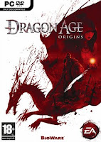 dragon age origins, video, game, cover, poster, pc, ps, xbox