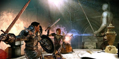 dragon age origins, video, game, images, screen shots, cover, poster, pc, ps, xbox