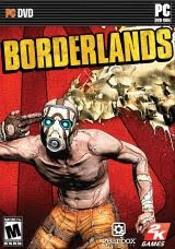 borderlands, pc, xbox, video, game, cover, poster