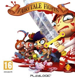 fairytale fights, game,video