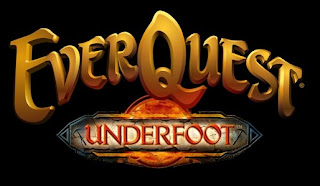 everquest underfoot, video, game, pc