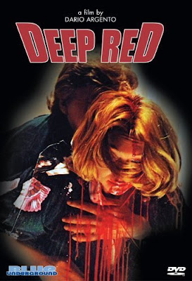 Deep Red, DVD, Blu-ray, cover