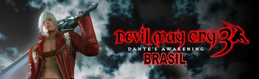 Devil May Cry 3 Dante's Awakening  - Brasil