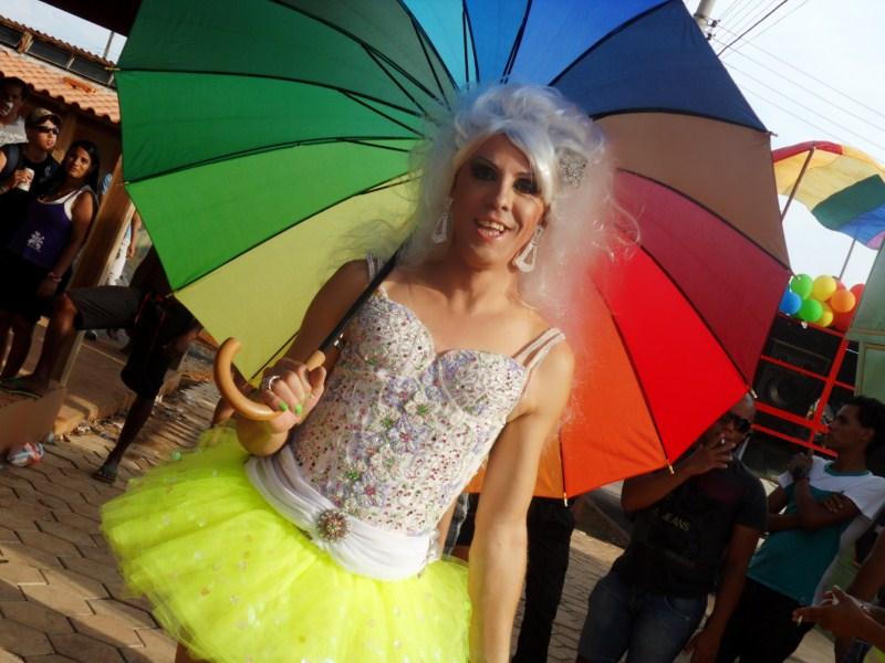 Milhares de pessoas são esperadas na 6ª Parada do Orgulho LGBT de Planaltina DF