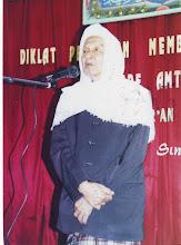 Almaghfurlah KH. Abdul Manan Syukur