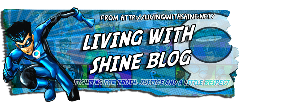 LIVING WITH SHINE BLOG